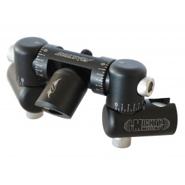 Doinker V-Bar Mighty Mount avec Attache Rapide