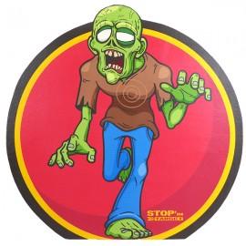 Cible 2D Stop'IN Target Zombie debout