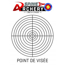 Kit point de visée pour scope