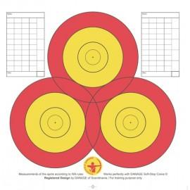 Danage 3 spots - 40cm