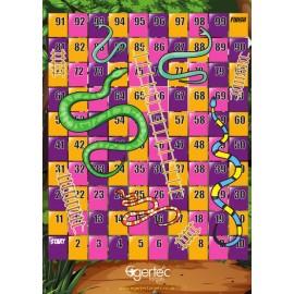 Egertec - Serpents et échelles