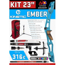 "kit 23"" Kinetic Ember"
