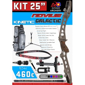 "kit 25"" Kinetic Novius Galactic"