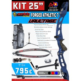 "kit 25"" Sanlida Athletic Forged Vaultage"