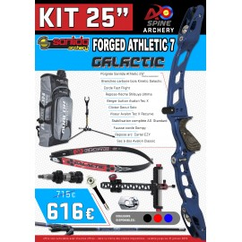 "kit 25"" Sanlida Athletic Forged Galactic"
