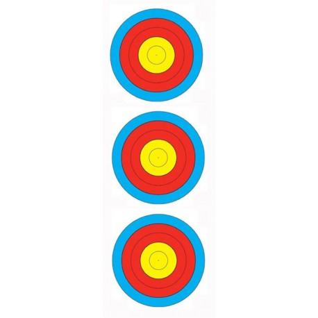 Tri spot vertical 3x20cm - Classique