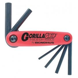 Bondhus Gorilla métrique