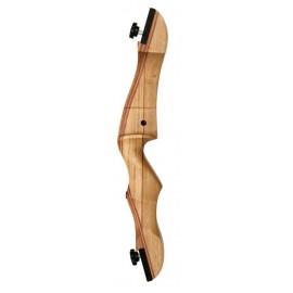 Poignée bois SF Archery Optimo Plus