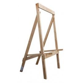 Chevalet compétition en bois Avalon