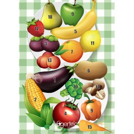 Egertec - Fruits et légumes