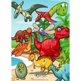 Egertec - Dinosaures
