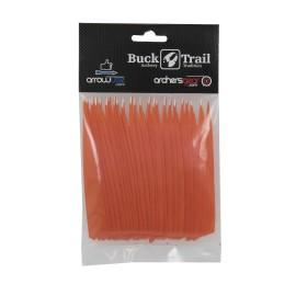 "Buck Trail shield 4"""