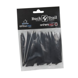Buck Trail shield 3""