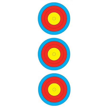 Tri spot vertical 3x20cm - Compound