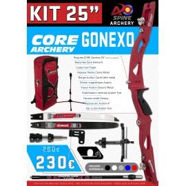 "kit 25"" Core Archery Gomexo"