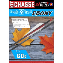 Kit Buck Trail Ebony