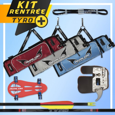 Kit Tyro + 8 flèches